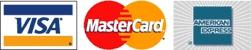 visa mastercard american express logo