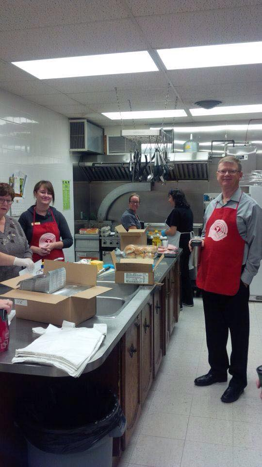 Breakfast Day with United Way