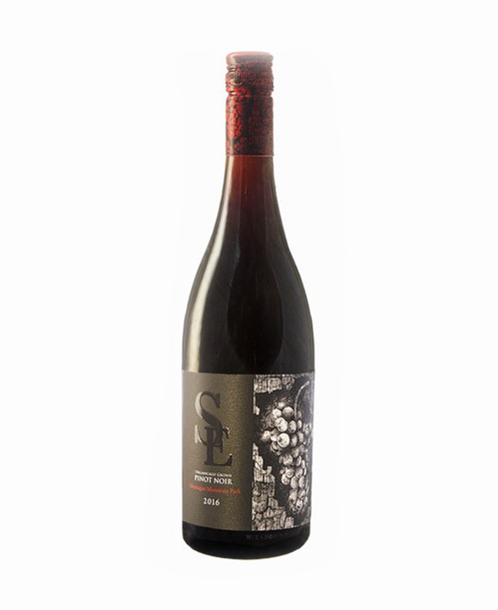 Scorched Earth Pinot Noir 2016