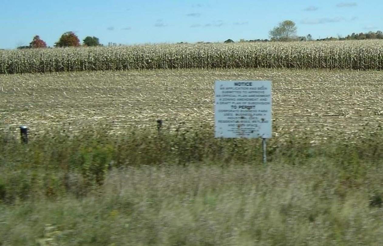 Greenfield Land Development