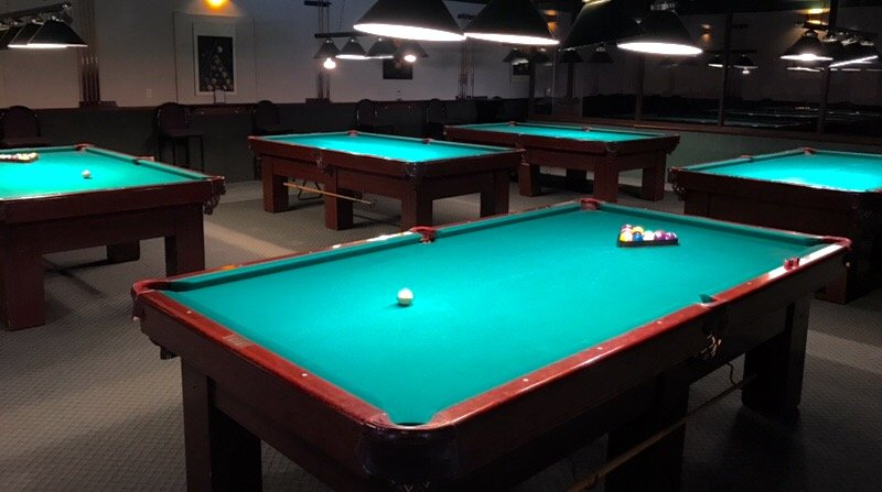 $4.50 All-U-Can-Pool Sunday to Thursday Nights!