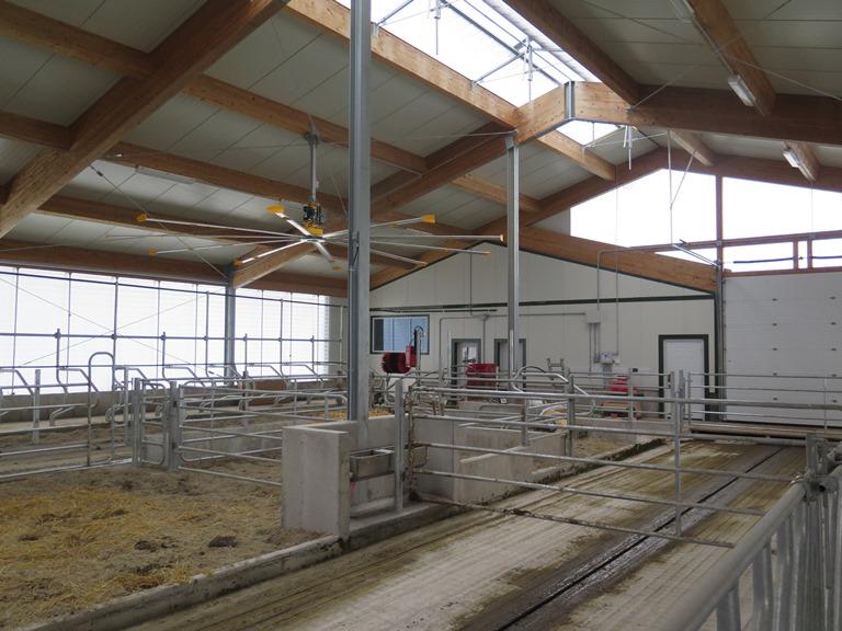 2016 Avonmore - Robot dairy barn