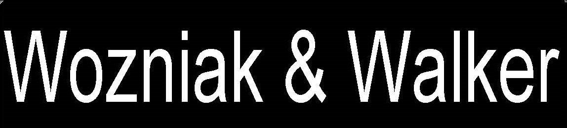 Wozniak & Walker