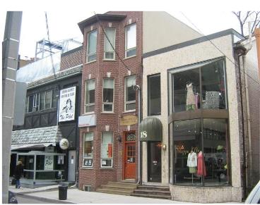 Retail Heritage store