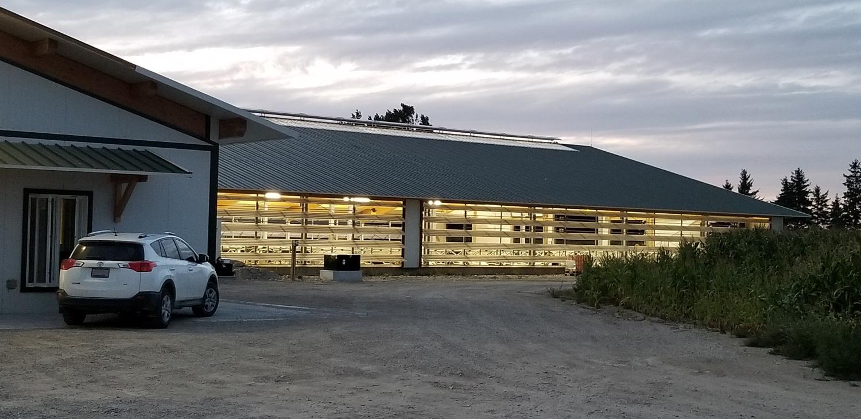 2017 Drayton - Barn