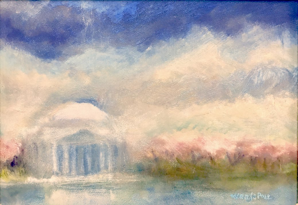 Jefferson Memorial (sold)