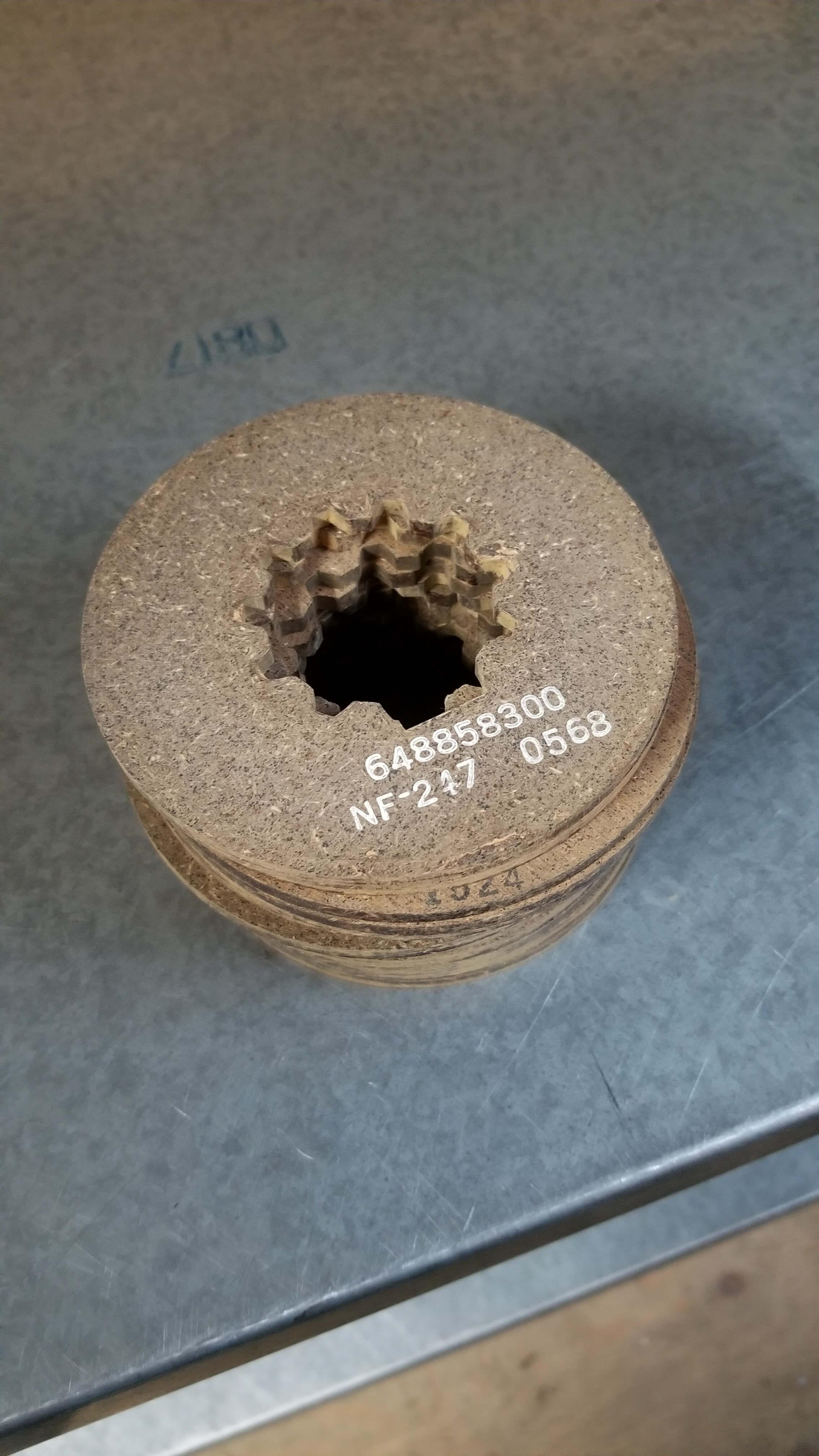 Yale Brake Disc  P/N: 648858300 $65.00