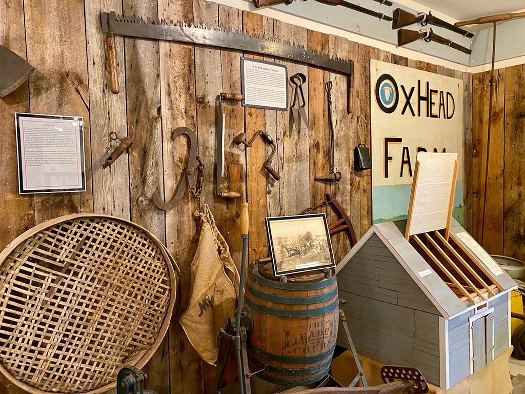The Farm Exhibit