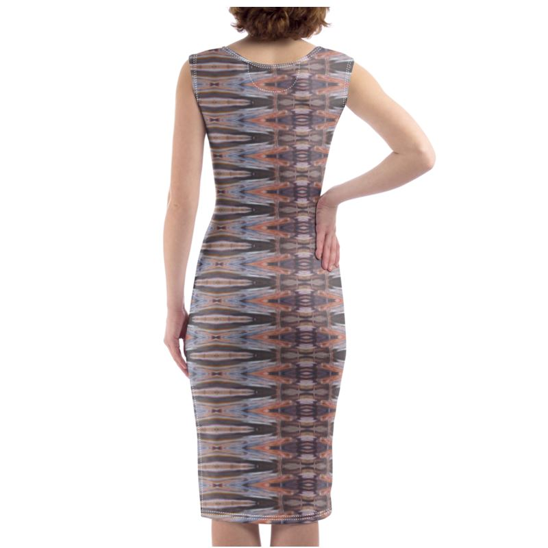 "BACK- Dress title "" Reclaimed"" $187.00 CAD"