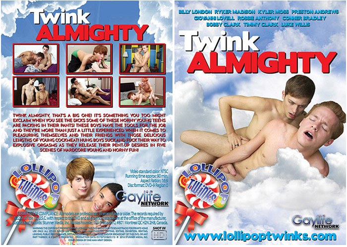 Ch 155:  Twink Almighty