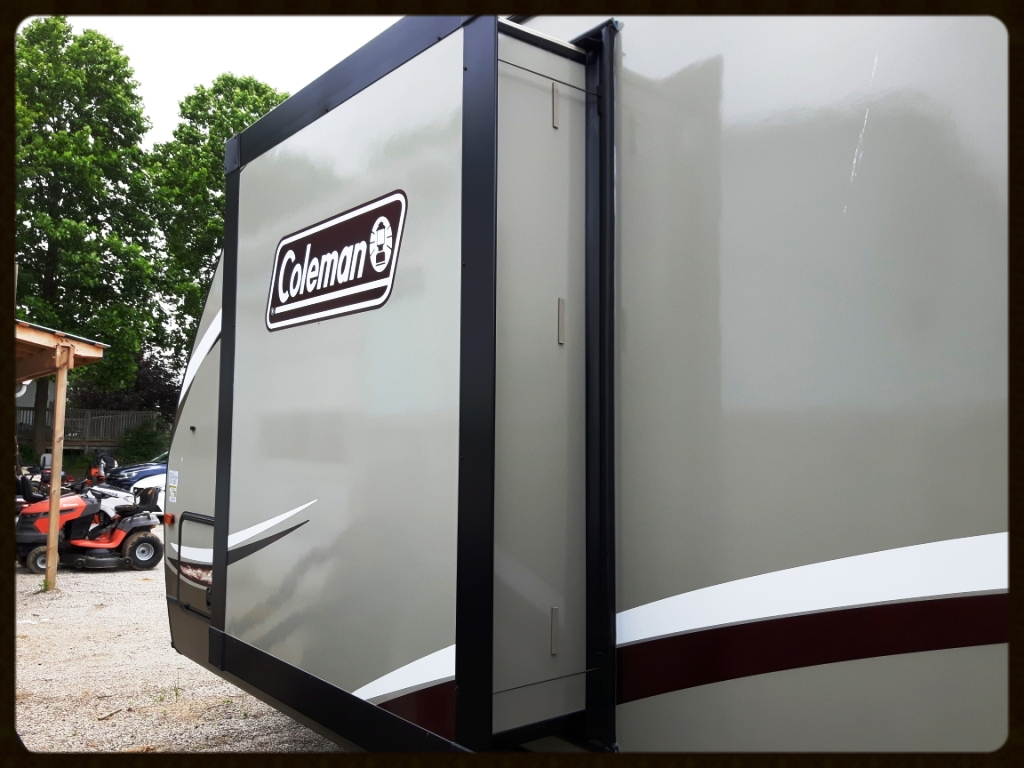 Coleman RV Travel Trailer 2915RK