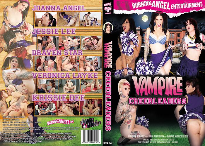 Ch 35:  Vampire Cheerleaders