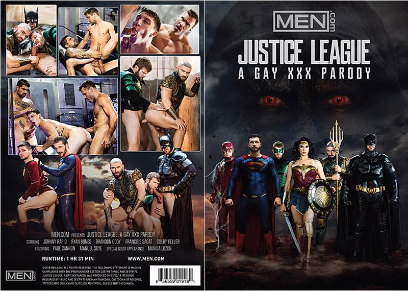 Ch 170:  Justice League