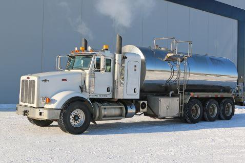 White Truck 6
