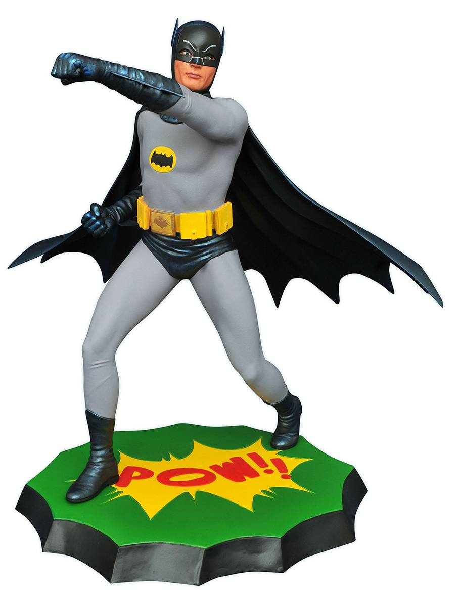 BATMAN 1966 PREM COLL BATMAN STATUE
