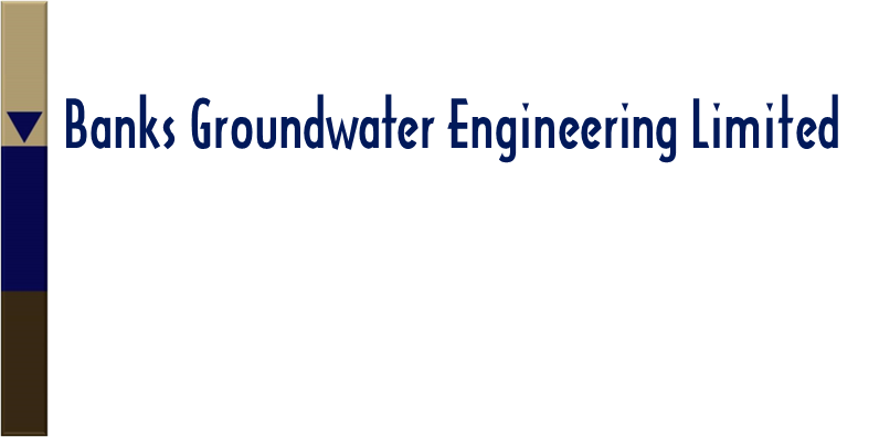 Banks Groundwater Engineering Limited