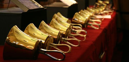 ATHABASCA COMMUNITY HANDBELL RINGERS Wednesdays 6:30 pm 780-675-2341