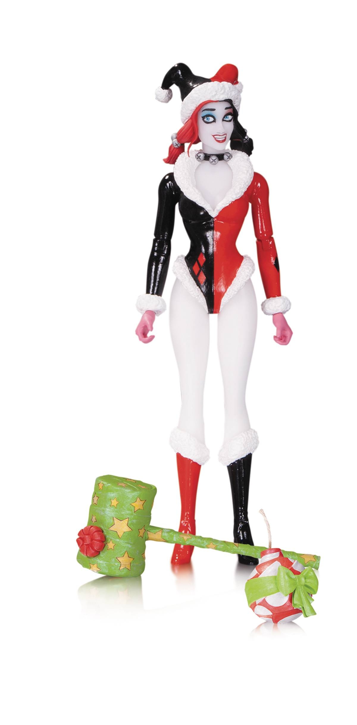 DESIGNER SERIES CONNER HOLIDAY HARLEY QUINN AF