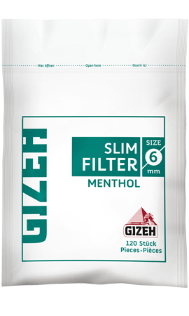 MENTHOL FILTERS