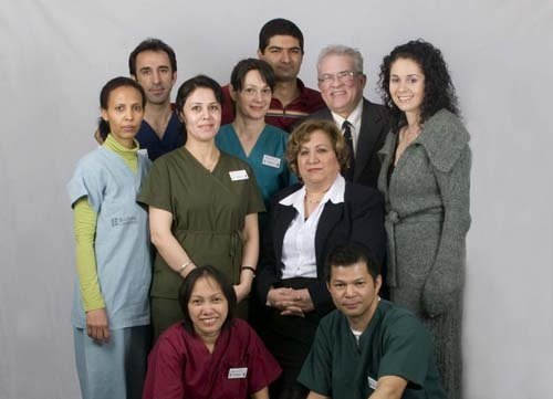 Total Home and Healthcare Services staff