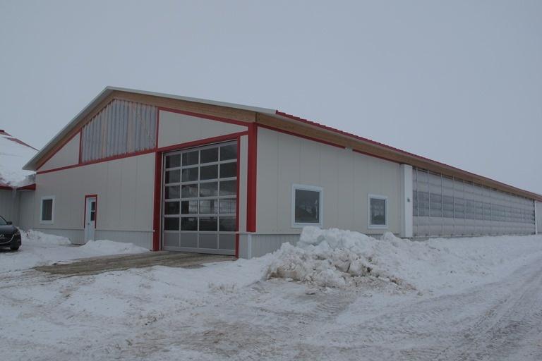 2014 Sherbrooke - Dairy barn