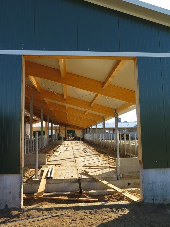 2015 Moose Creek - Dairy barn