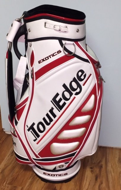Tour Edge Tour Bag