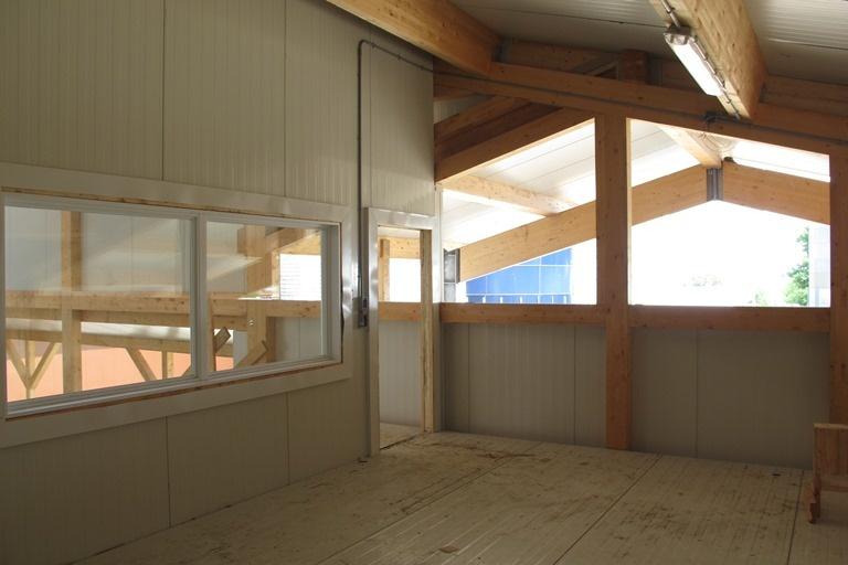 2014 Casselman - Robot dairy barn