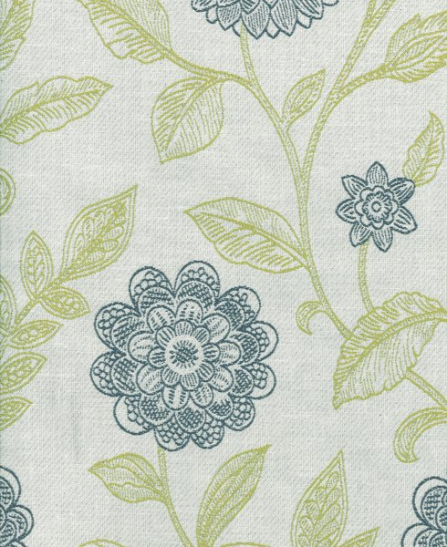 JACQUARD C63 Composition / Content: 82% Polyester - 18% Cot(t)on rep. vert. 21 ½'' rep hor. 13 ¾''