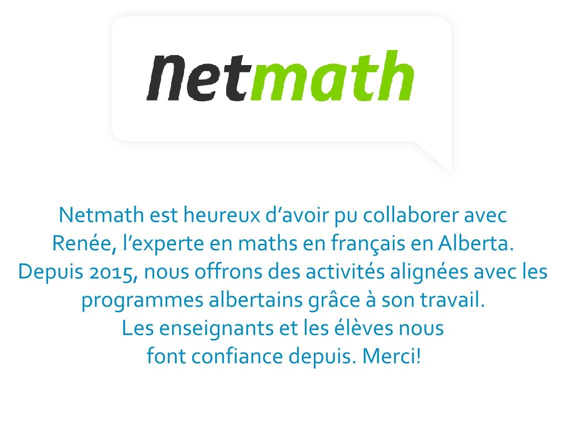 Luc Goudreault Directeur du développement des affaires  Scolab (Netmath & Buzzmath)