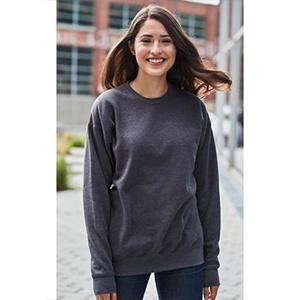 M & O Knits 3340 Adult Unisex Crewneck Sweatshirt