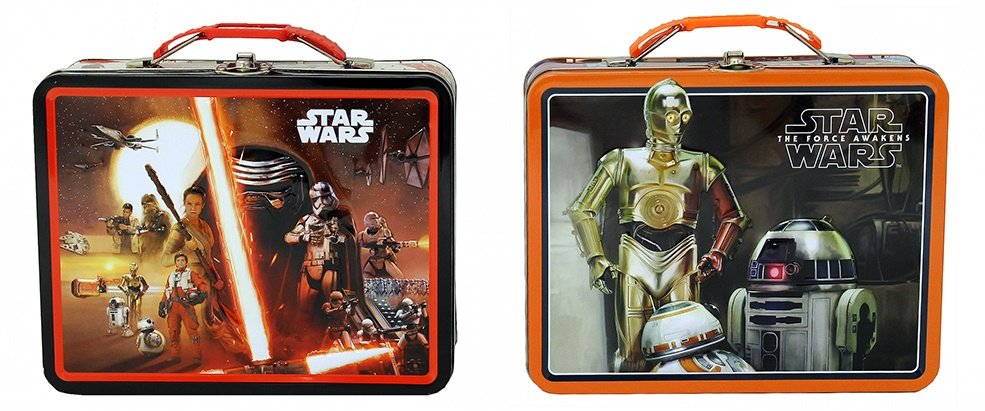 Star Wars Embossed Carry All Tin