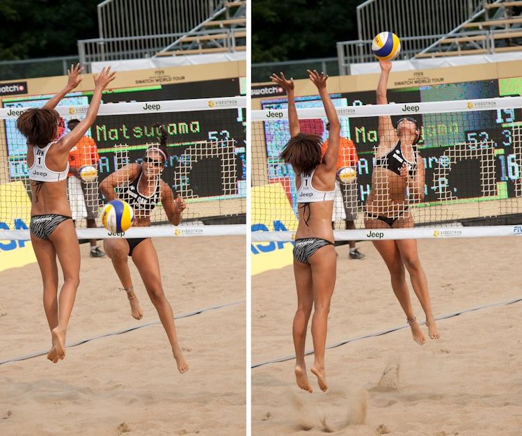 Québec Open Volleyball 2011  - Et vlan!