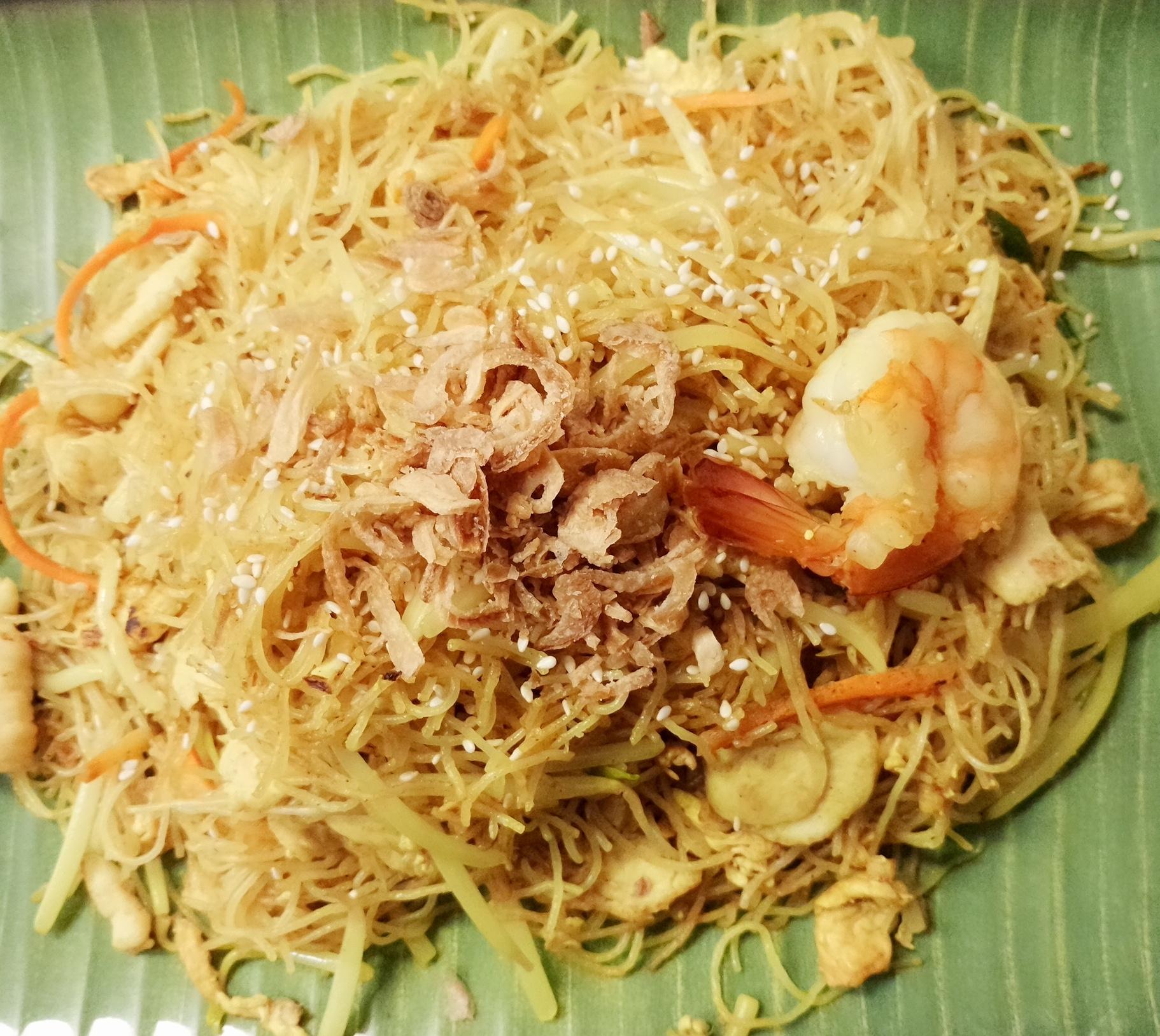 Singapore Rice Vermicelli