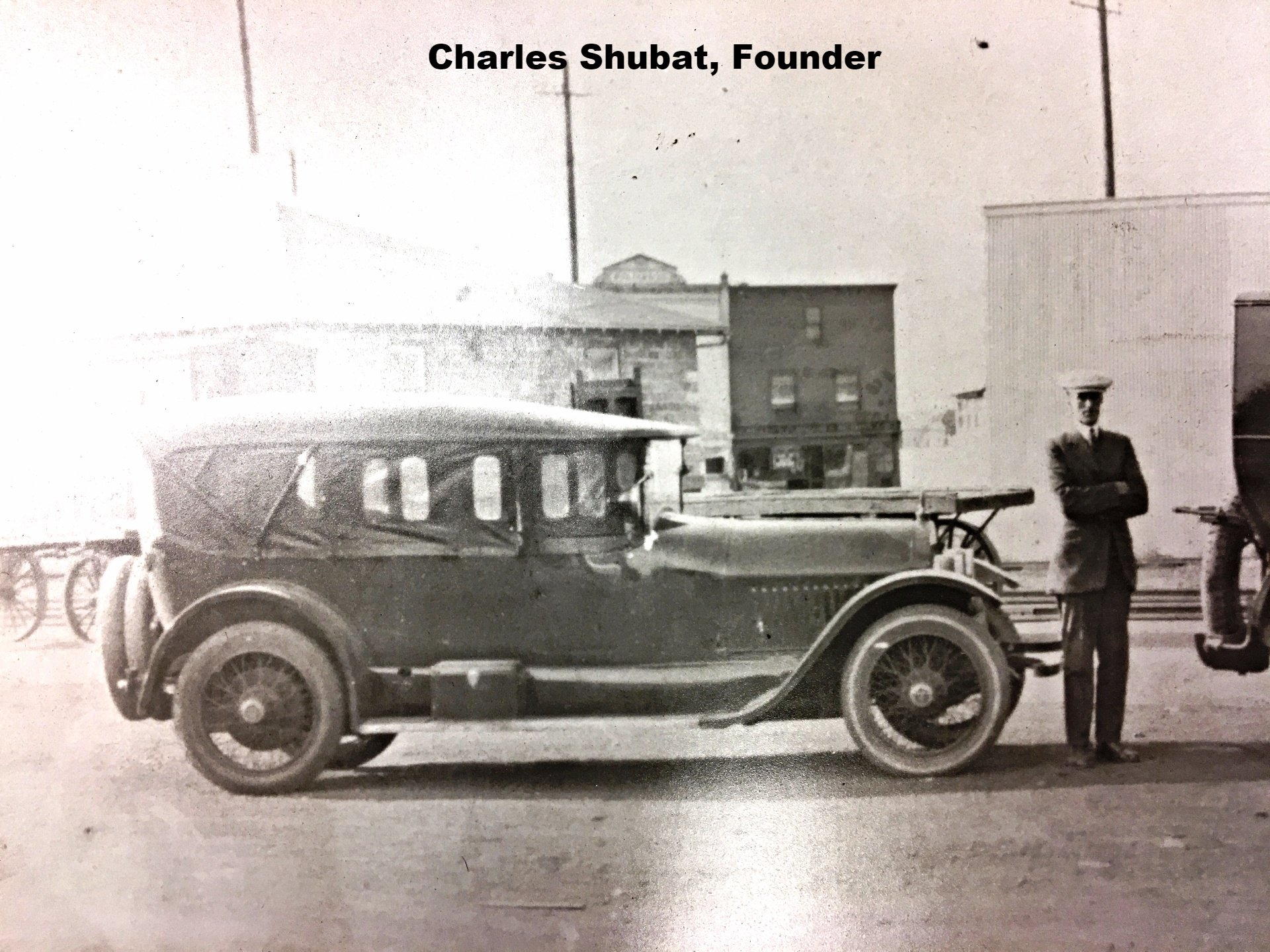 Charles Shubat, Founder