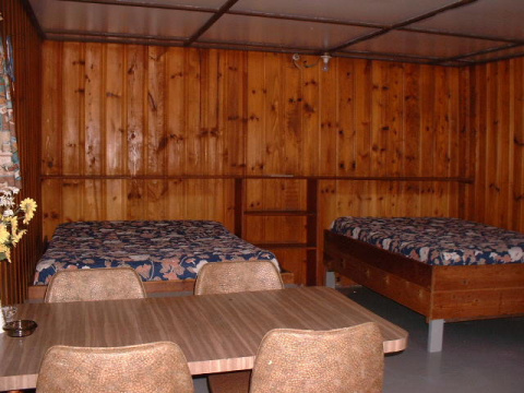 Cabin #4 Dark & Stormy
