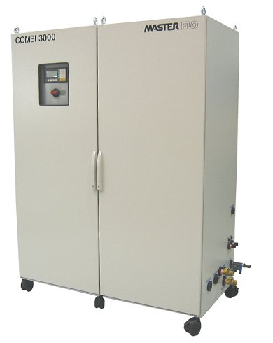 Combi 3000 Press Temperature Control + Recirculator System
