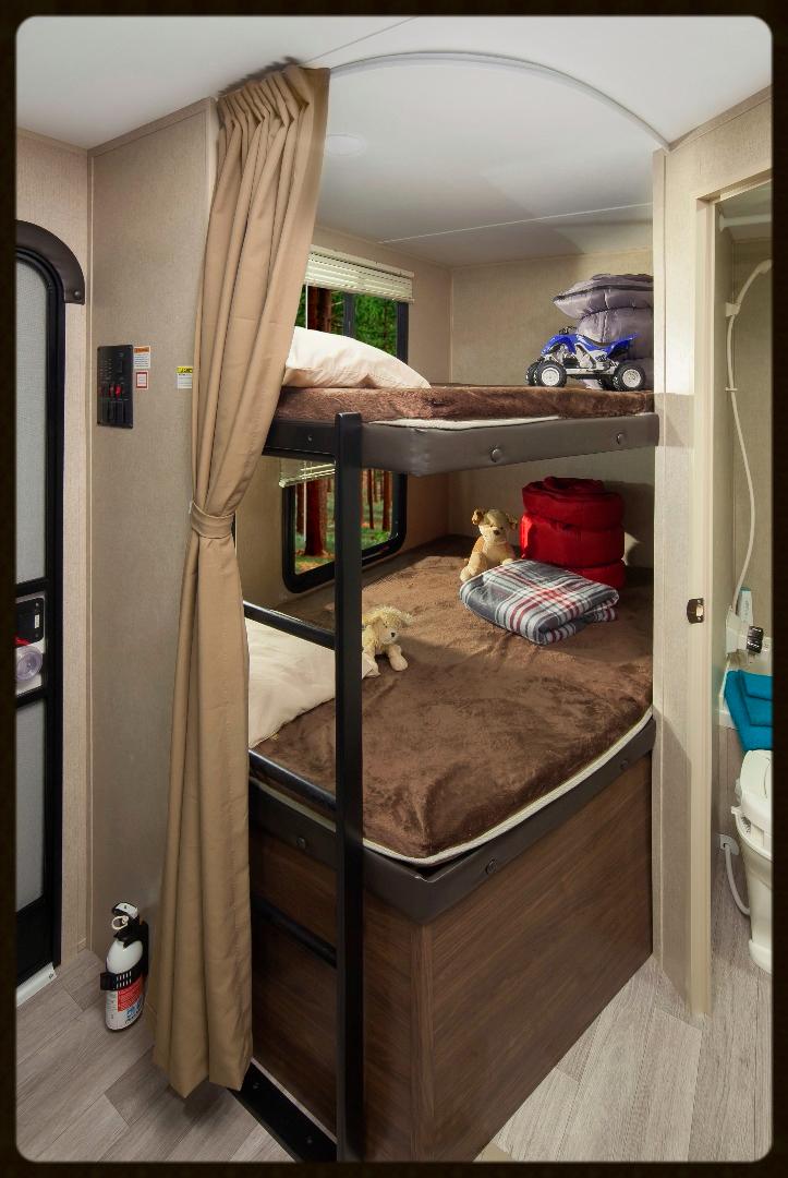 Coleman 285bh bunks