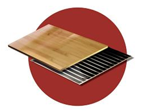 Under Laminate Floor Heater