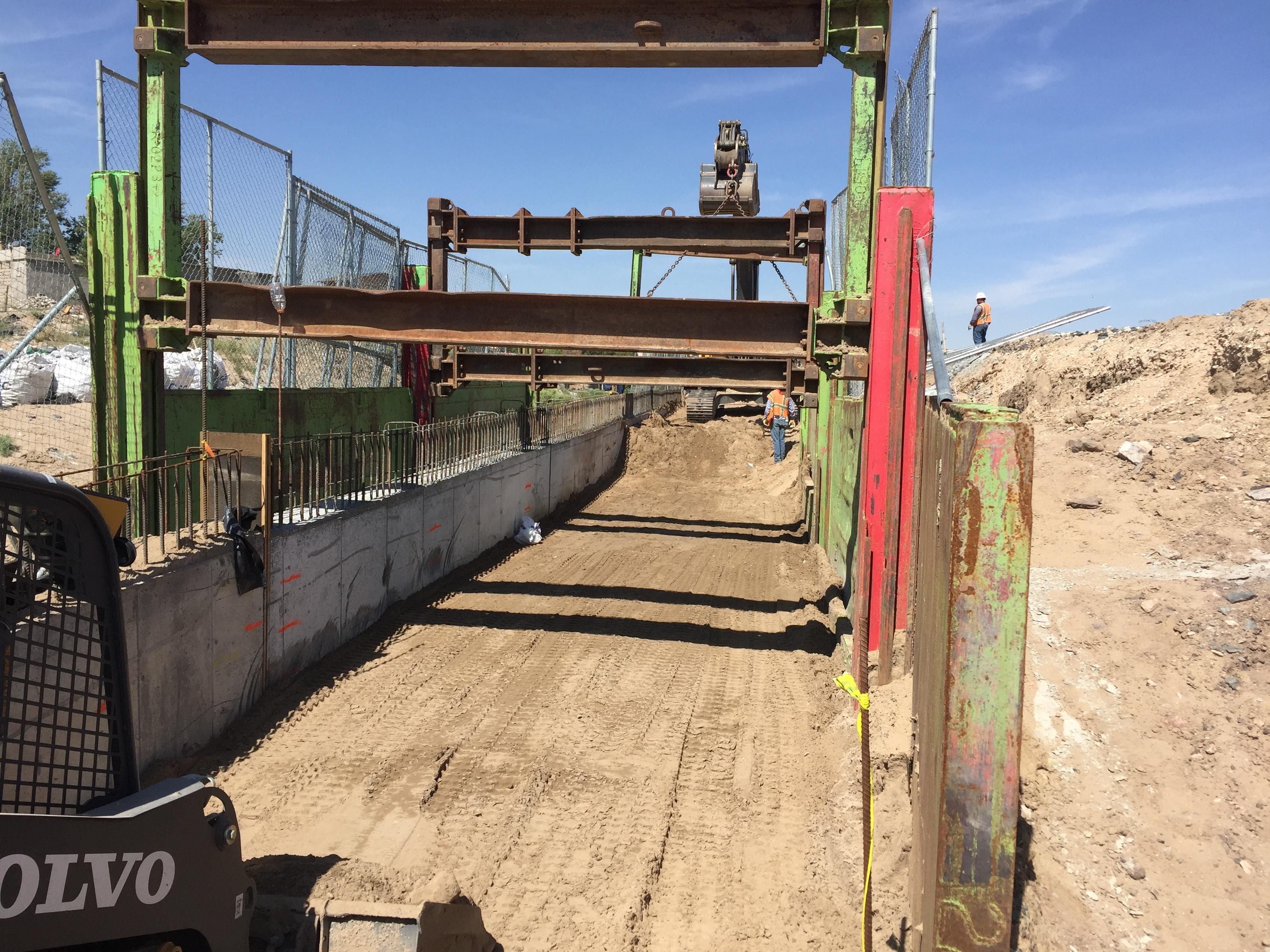 Anapra Border Fence Project