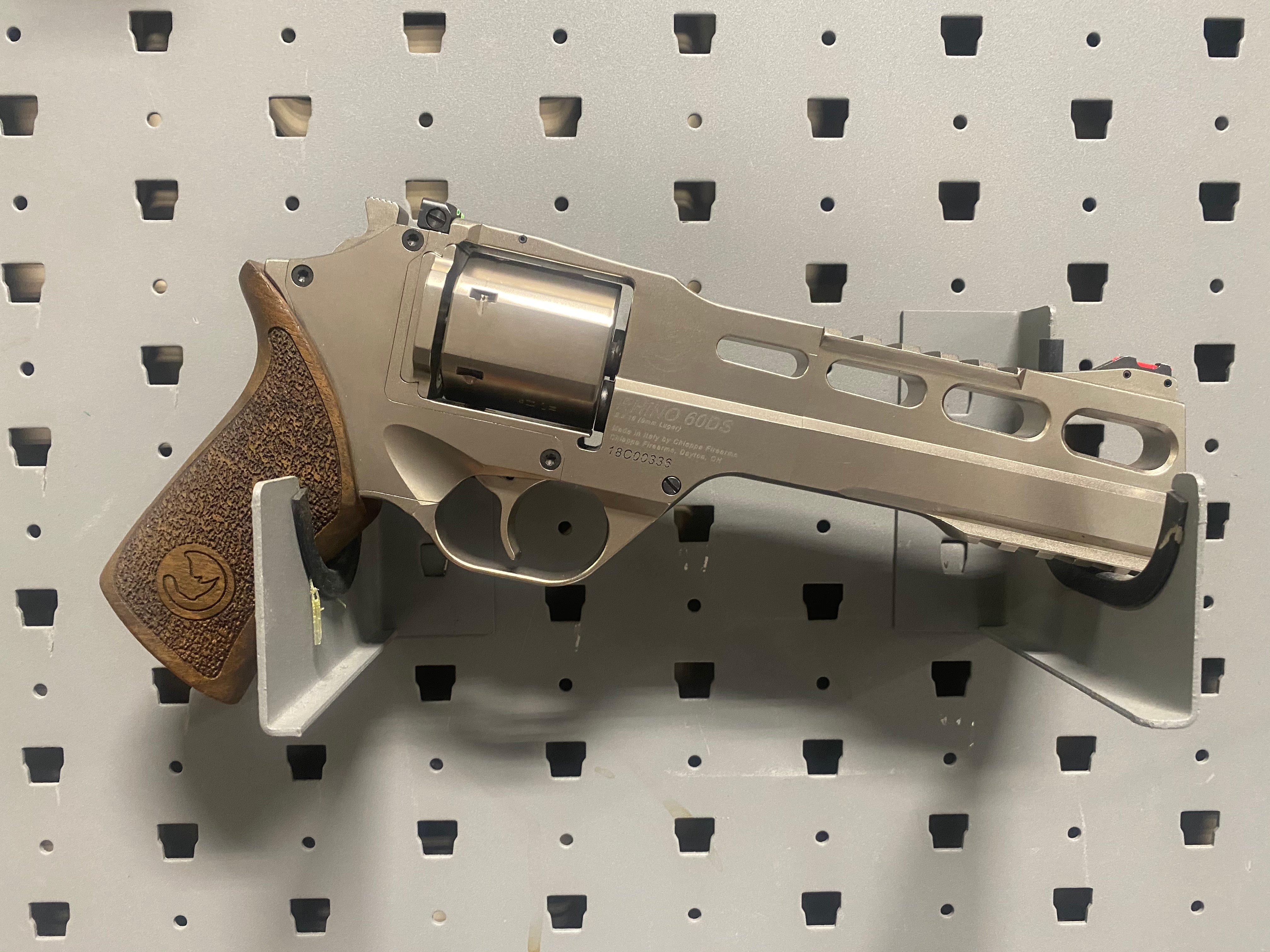 Rhino Revolver - 9mm $7