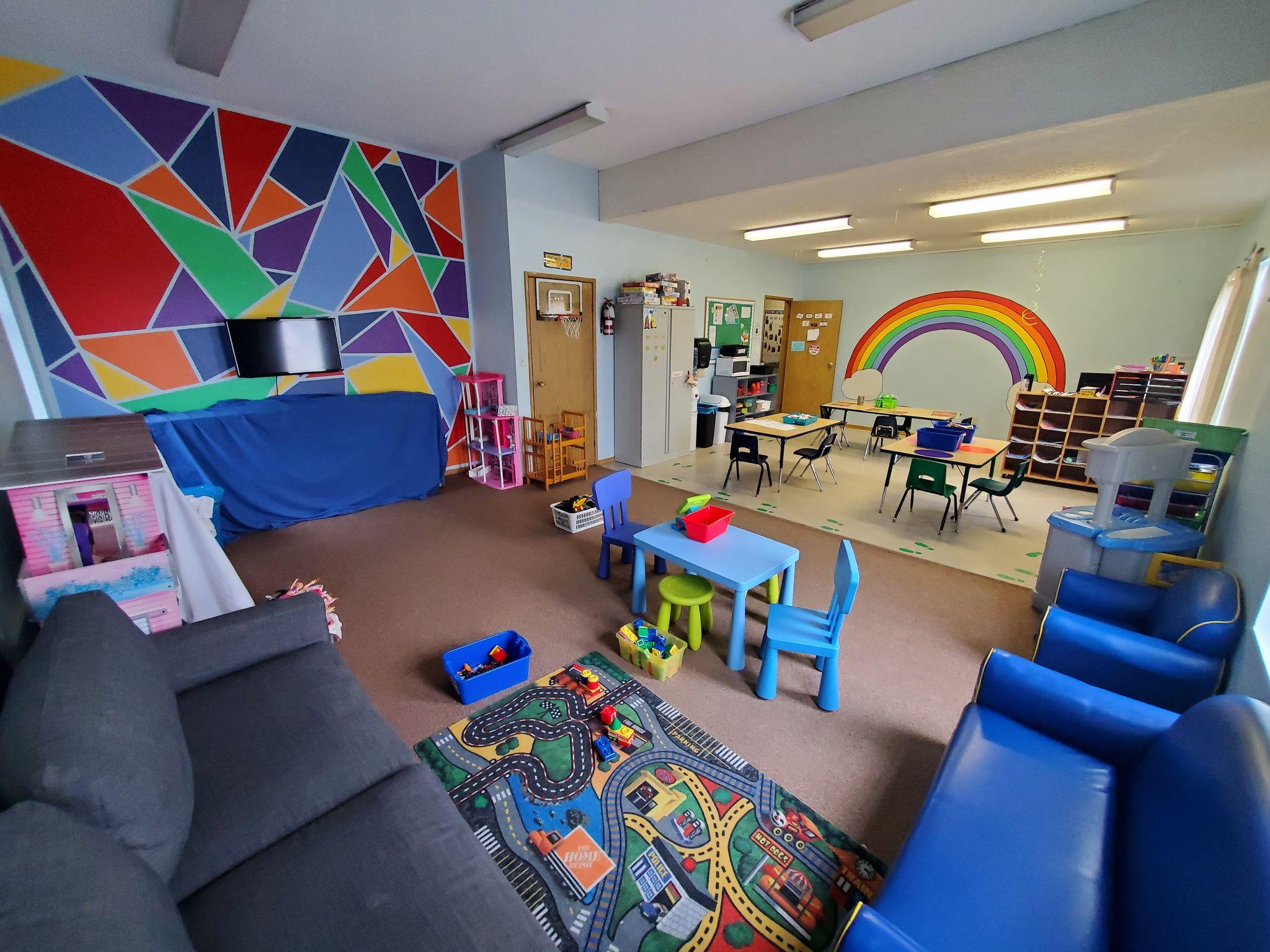 """K1 """"Rainbow Room"""""""