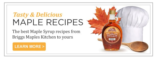 Tasty & Delicious Maple Recipes