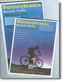 PA Trails Reference Map