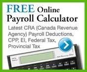 Payroll Deduction Online Calculator