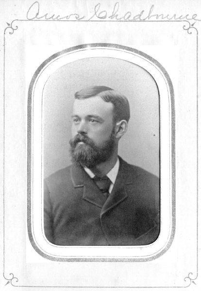 Amos Chadbourne