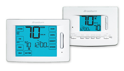 THERMOSTATS BlueLink Wi-Fi & Wireless Touchscreen Programmable Non-Programmable Mechanical Accessories