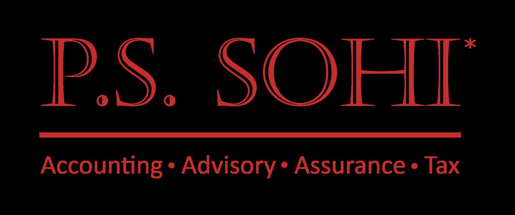 PS Sohi Accounting Site