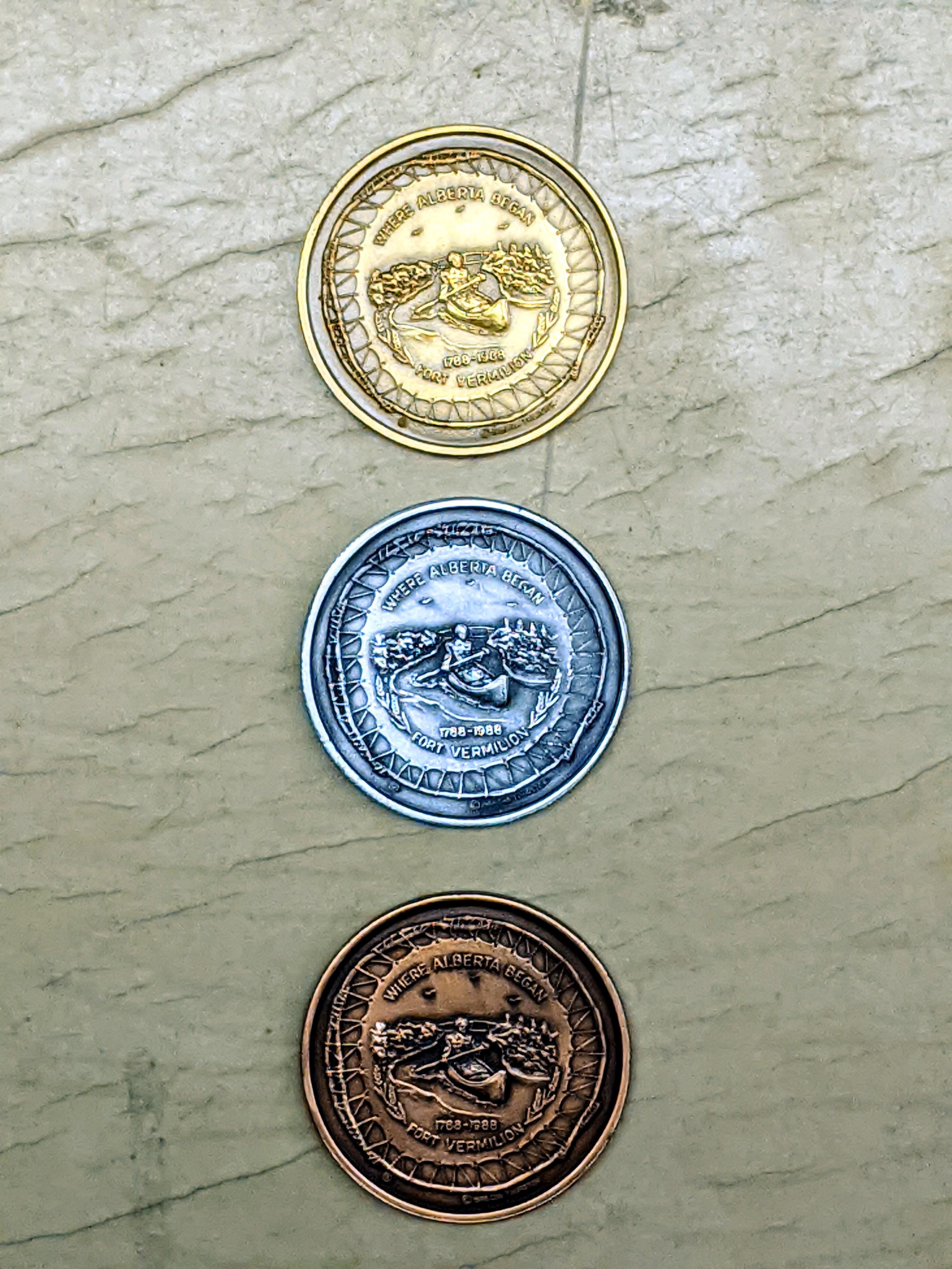 Collector coins