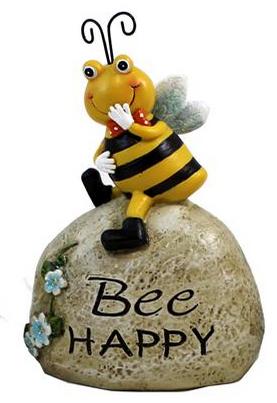 508 QZ944S Bumblebee on rock Reg. Price $14.99 Blowout Price $9.99